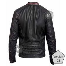 mass effect n7 motorcycle jacket