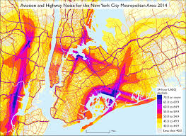noise pollution is worse in jersey than nyc according to new dot