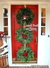 wreath holder for door wreath hangers for doors holder door hook glass images design ideas appealing