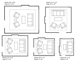 rug sizes with area size for living room 18269 portorford info