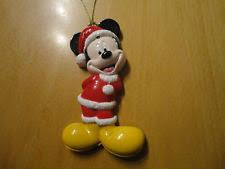Disney Micky Maus Sketchbook Christbaumschmuck Anhänger