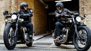 2017 all new triumph bonneville bobber unveiled first look youtube