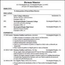 Resume Generator 10 It Resume Builder Smart Inspiration Builder ...