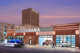 Carvana Vending Machine Atlanta Unique Carvana Adds New Curbside Option For Car Pickup In Atlanta
