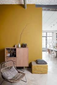Decorating with yellow walls