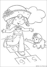 Small Picture STRAWBERRY SHORTCAKE coloring pages 30 online toy dolls