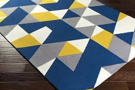 teal and yellow area rug corner copy gray blue designs rugs light large mustard grey green