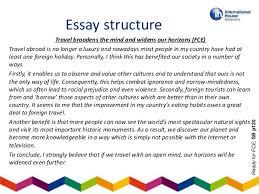 cambridge english exams the writing paper ih bydgoszcz cambridge tr essay structure travel