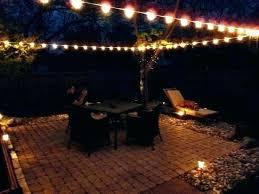 Outside patio lighting ideas Backyard Hanging Outdoor Patio Lights Hanging Patio Lights Hanging Patio Lights Ideas Related Post Outdoor Design Temperature Pinterest Hanging Outdoor Patio Lights Best Way To Hang Outdoor Patio String