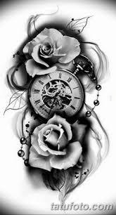 тату часы на руке эскизы 08032019 Tatufotocom 8 Tatufotocom