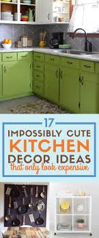 17 Impossibly Easy Kitchen DIYs That Only Look Expensive