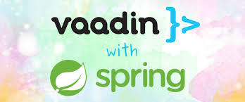 Vaadin With Spring Boot Discoversdk Blog