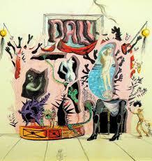 best dali images painting surrealism and salvador dali sketch for dream of venus pavilion 1939 tempera charcoal pencil