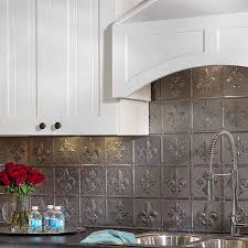 Tin Backsplashes For Kitchens Tin Backsplash For Kitchen