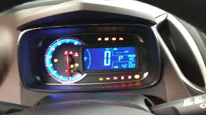 2016 Chevy Trax Reset Oil Light 2016 Chevy Trax Oil Life Reset