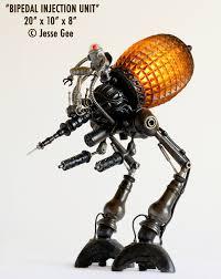 How to Make a Robot - Junkyard Robots | Stan Winston School of ...