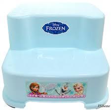 com disney frozen kids bathroom accessories set 2 step stool baby