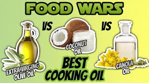 High Heat Cooking Oil Chart Canola Oil Vs Olive Oil Difference And Comparison Diffen