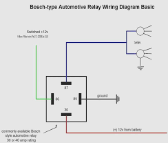 bosch relay 12v 30a wiring diagram wiring diagrams bosch relay 12v 30a wiring diagram car relay wiring diagram diagrams 3 g 12v dc switch