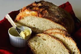 Goodbye Bread Size Chart No Knead Bread Recipe