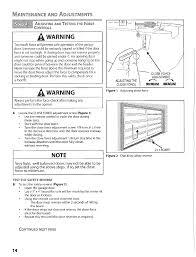page 14 of genie garage door opener 2040 user guide manuals com