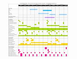 Wedding Planning Gantt Chart Template Best Picture Of