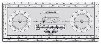 Instrument Plotter For Ifr Chart