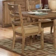 wooden chair with arms. this nat collection set of arm chairs features a weathered wooden chair with arms c