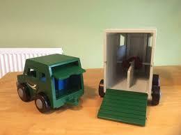 jeep horse box plus le and accessories