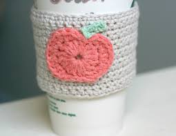 Starbucks Cup Cozy Crochet Pattern Simple Inspiration