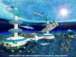 Underwater Habitat Design Underwater Hotel Gariesims Blog