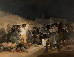 the third of may 1808 1814 francisco goya