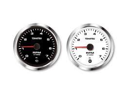 gauges parts accessories tohatsu outboard motors gauges
