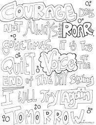Growth Mindset Coloring Pages Free Pdf Awesome Affirmations Set By
