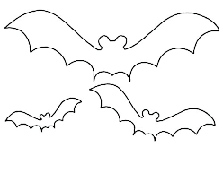 Halloween Bat Coloring Pages Coloring Pages Of Bats Rouge The Bat