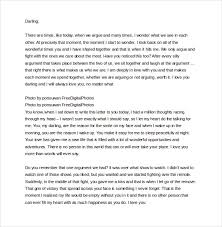 love letter to my wife after a fight