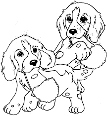 Small Picture Printable Coloring Pages Of Dogs Cool Zero Nightmare Before