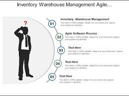Warehouse Management Process Flow Chart Ppt Inventory Warehouse Management Agile Software Process