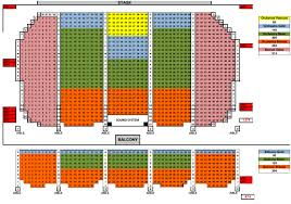 Chicago Symphony Seating Chart Hand Picked St Pete Forum Seat Chart My Chart Uchicago Kenan