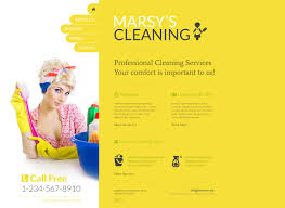 Cleaning Service Templates Cleaning Website Template 41829