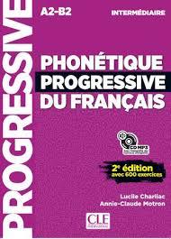 Phonétique française | alphabet phonétique français. Phonetique Progressive Du Francais A2 B2 By Cle International Issuu
