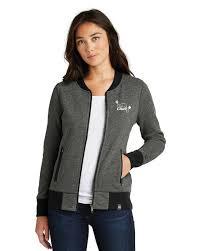 New Era Lnea503 Full Zip Jacket For Women