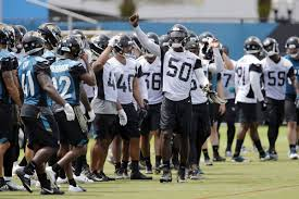 Jaguars 2018 Depth Chart What Does The 53 Man Roster Look