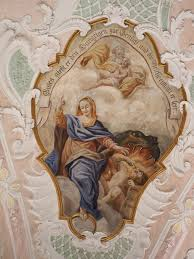 beautiful fresco painting for inspiring wall decorating ideas