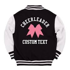 Kids Personalized Cheer Jacket