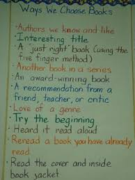 Ways To Choose Books Pin For Pinterest Reading
