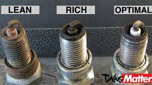 Spark Plug Chart Lean Rich How To Check Your Spark Plug For The Correct Carburetor