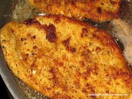 breaded en cutlets italian style