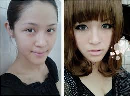 anime eyes makeup before after. Welcome Intended Anime Eyes Makeup Before After