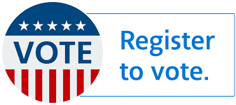 Image result for register to vote buttons